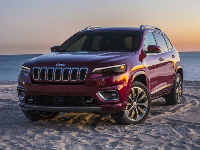 Used 2019 Jeep Cherokee in San Diego, CA