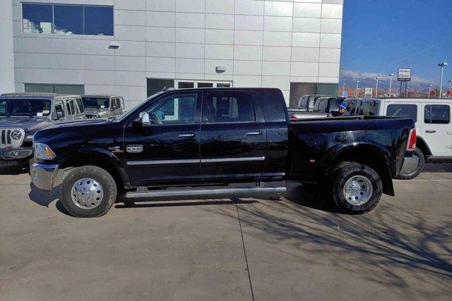 Used 2013 Ram 3500 4WD Mega Cab 160.5 Laramie Longhorn