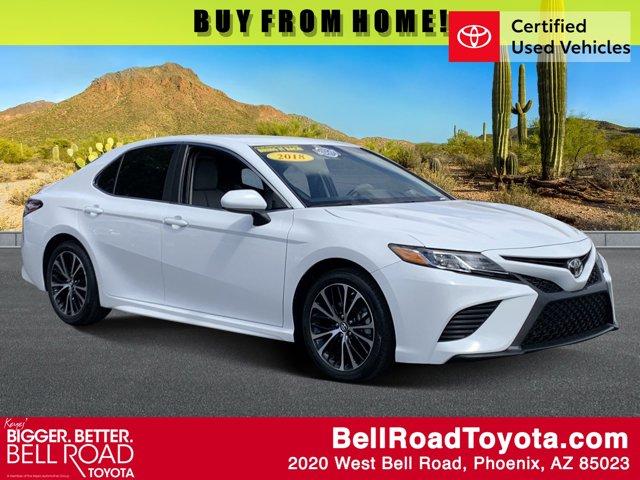 Used 2018 Toyota Camry in Phoenix, AZ