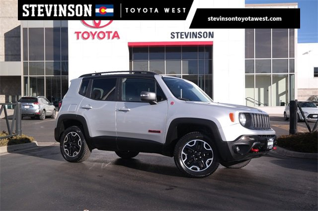 Used 2016 Jeep Renegade in Lakewood, CO