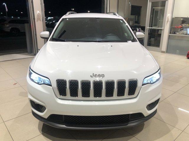 Used 2019 Jeep Cherokee in Henderson, NC