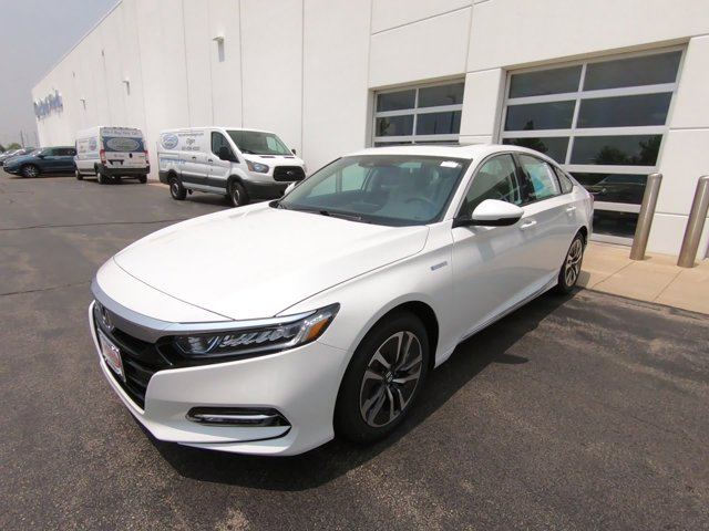 New 2019 Honda Accord Hybrid in Elgin, IL