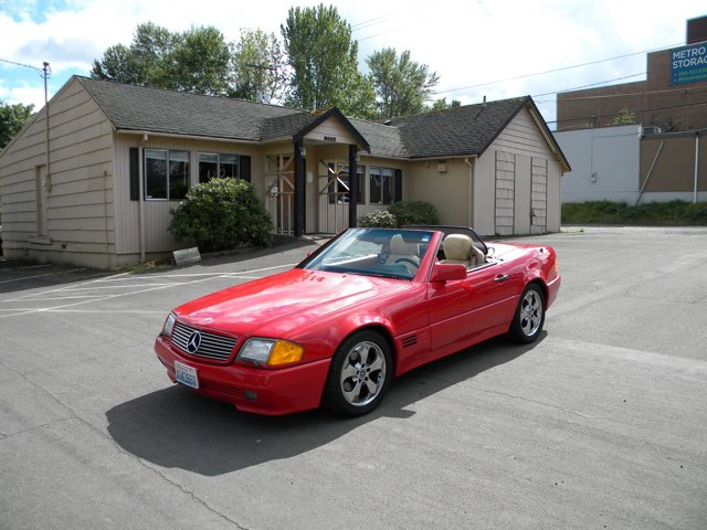 Used 1990 Mercedes-Benz 560 Series 2dr Convertible 500SL