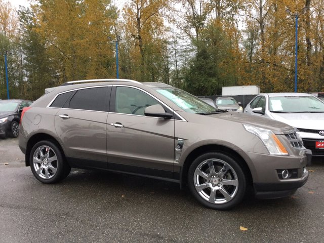 Used 2012 Cadillac SRX AWD 4dr Premium Collection
