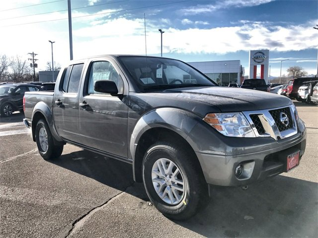 New 2019 Nissan Frontier in Fort Collins, CO