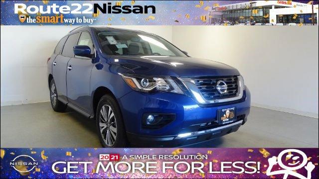2020 Nissan Pathfinder SV 4x4 SV Regular Unleaded V-6 3.5 L/213 [1]