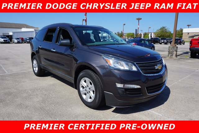 Used 2016 Chevrolet Traverse in New Orleans, LA