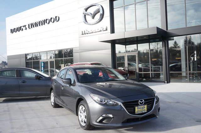 Used 2016 Mazda Mazda3 in Lynnwood Seattle Kirkland Everett, WA