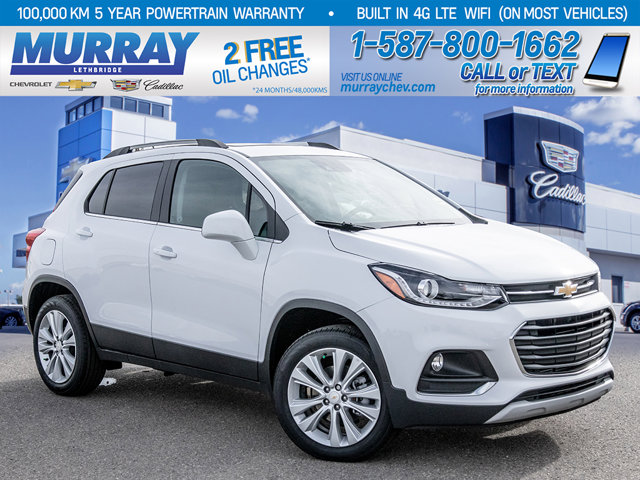 2020 Chevrolet Trax Premier | Sunroof | AWD | Rear Vision Camera | AWD 4dr Premier Turbocharged Gas 4-Cyl 1.4L/ [0]
