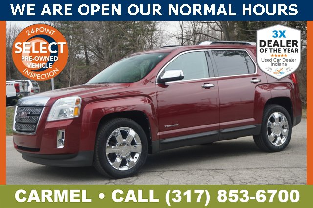 Used 2011 GMC Terrain in Indianapolis, IN