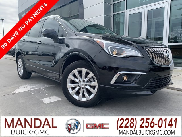 Used 2017 Buick Envision in D'Iberville, MS