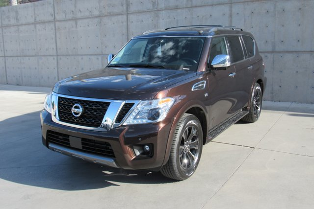 New 2019 Nissan Armada in St. George, UT