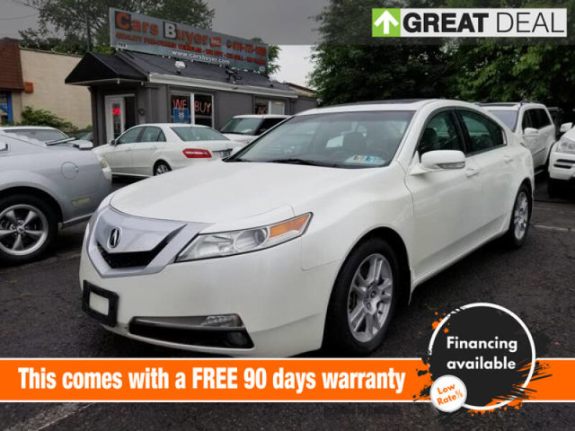 2010 Acura TL Base 4dr Sedan Front Wheel Drive Power Steering 4-Wheel Disc Brakes Aluminum Wheel
