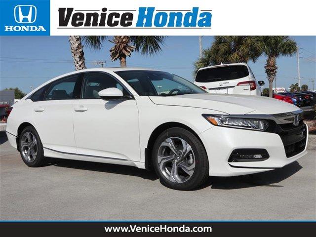 New 2020 Honda Accord Sedan in Venice, FL