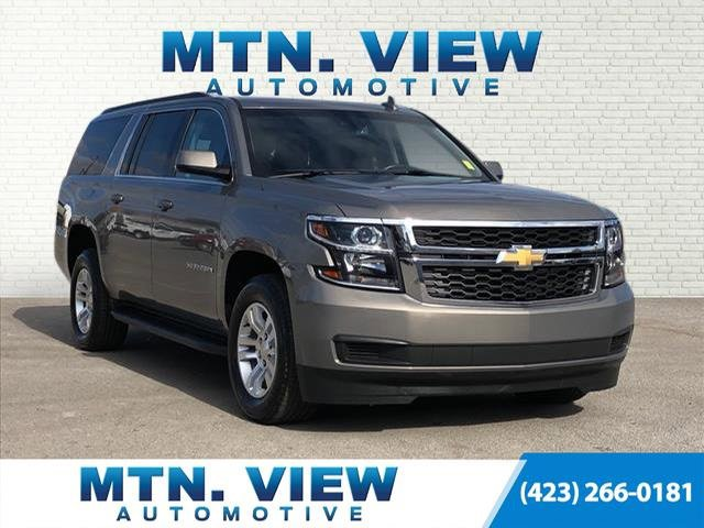 Used 2019 Chevrolet Suburban in Chattanooga, TN