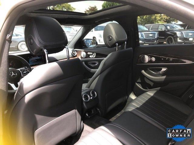 2020 Mercedes-Benz E-Class E 350 4MATIC Sedan