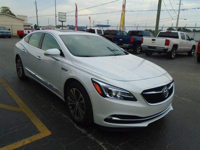New 2017 Buick LaCrosse in Punta Gorda, FL