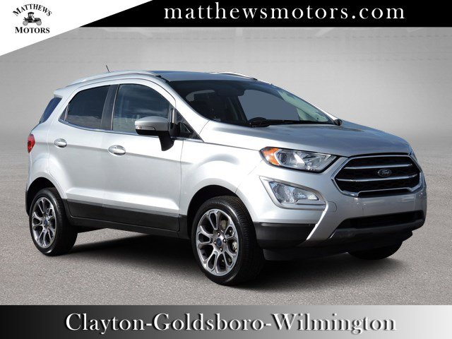 Used 2019 Ford EcoSport in , NC