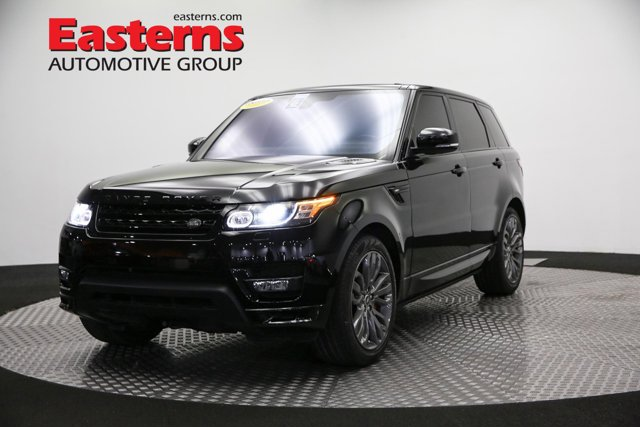 2016 Land Rover Range Rover Sport for sale 124225 0