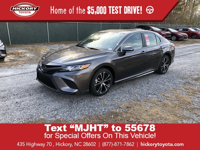 New 2020 Toyota Camry in Hickory, NC