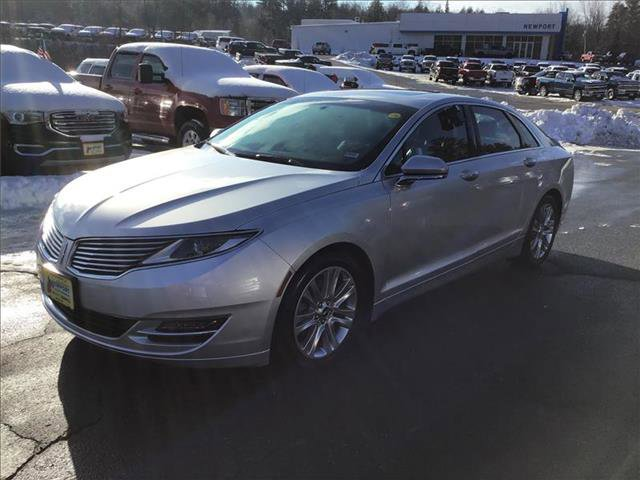 The 2013 Lincoln MKZ