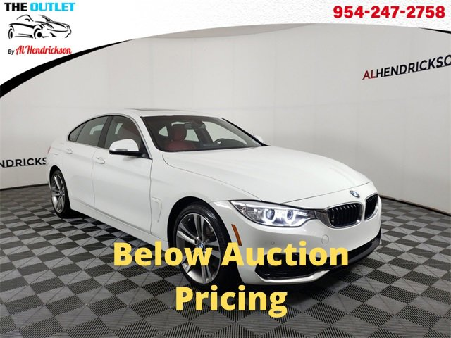 Used 2017 BMW 4 Series in Coconut Creek, FL