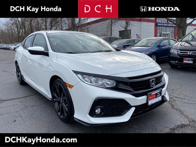 Used 2017 Honda Civic Hatchback in Eatontown, NJ
