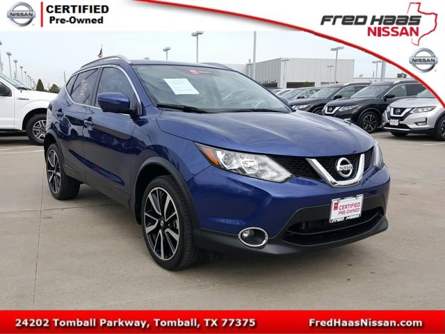 Used 2018 Nissan Rogue Sport in Tomball, TX