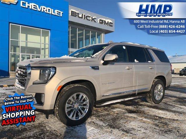 2021 GMC Yukon SLT 4WD 4dr SLT Gas V8 5.3L/ [13]