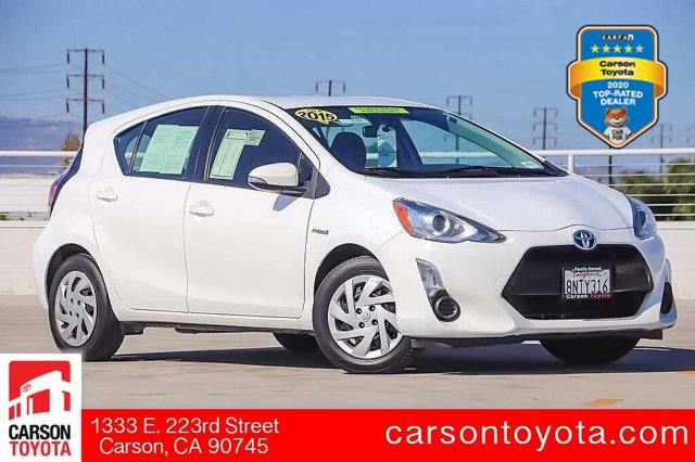 2015 Toyota Prius c Two 5dr HB Two Gas/Electric I-4 1.5 L/91 [0]