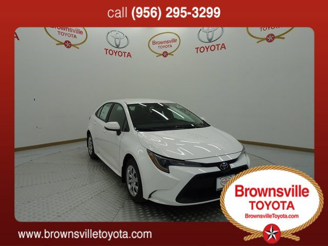 New 2020 Toyota Corolla in Brownsville, TX