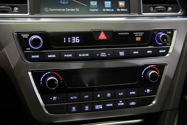 2017 Hyundai Sonata Hybrid for sale 125172 17