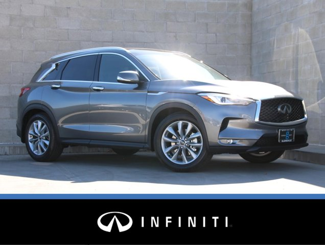 2021 INFINITI QX50 LUXE LUXE FWD Intercooled Turbo Premium Unleaded I-4 2.0 L/121 [6]