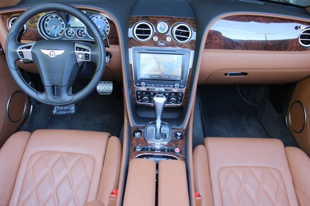 2014 BENTLEY CONTINENTAL GT SPEED Speed 17