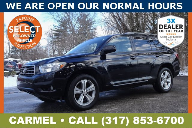 Used 2008 Toyota Highlander in Indianapolis, IN
