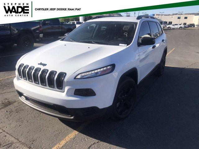 Used 2016 Jeep Cherokee Altitude