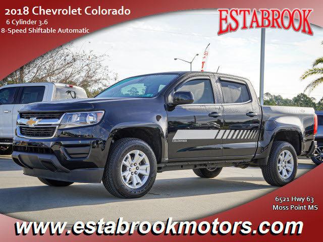 Used 2018 Chevrolet Colorado in , MS