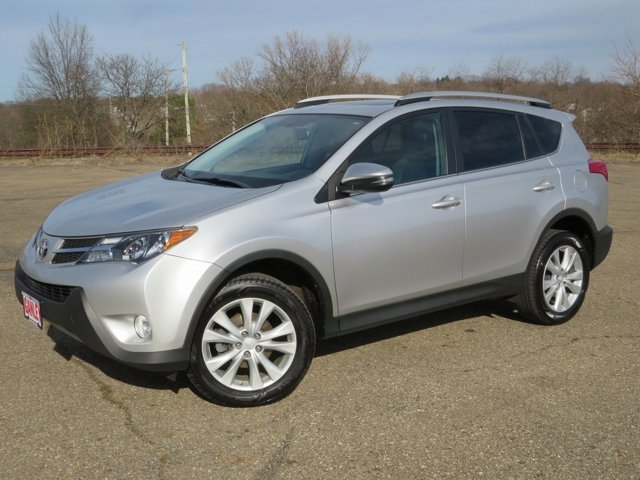 Used 2013 Toyota RAV4 in Akron, OH