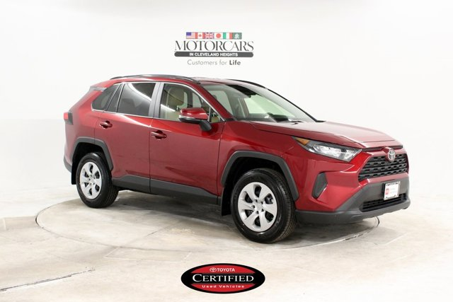 Used 2019 Toyota RAV4 in Cleveland, OH