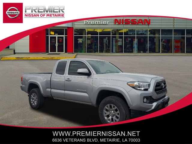 Used 2017 Toyota Tacoma in Metairie, LA