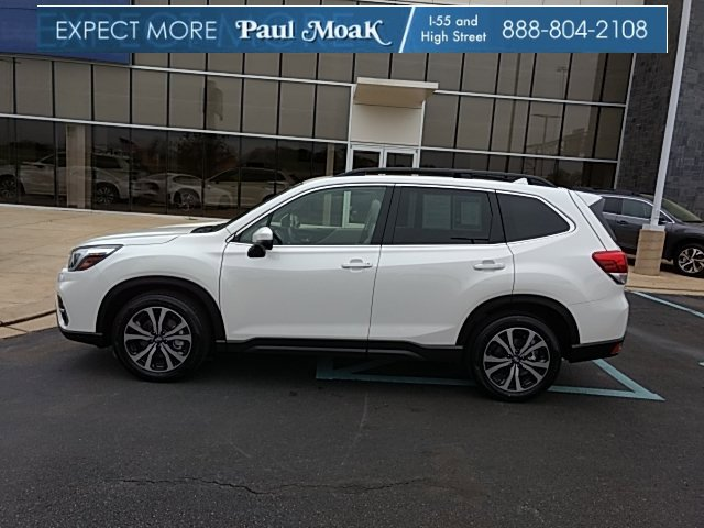 Used 2020 Subaru Forester in Jackson, MS