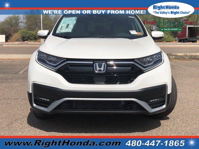 2020 Honda CR-V Hybrid EX EX AWD Gas/Electric I-4 2.0 L/122 [6]