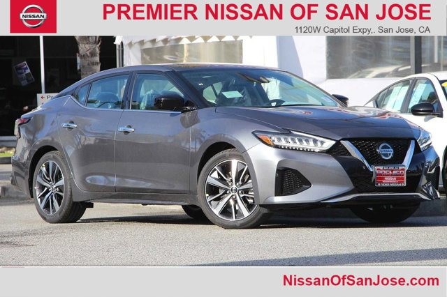 New 2020 Nissan Maxima in San Jose, CA