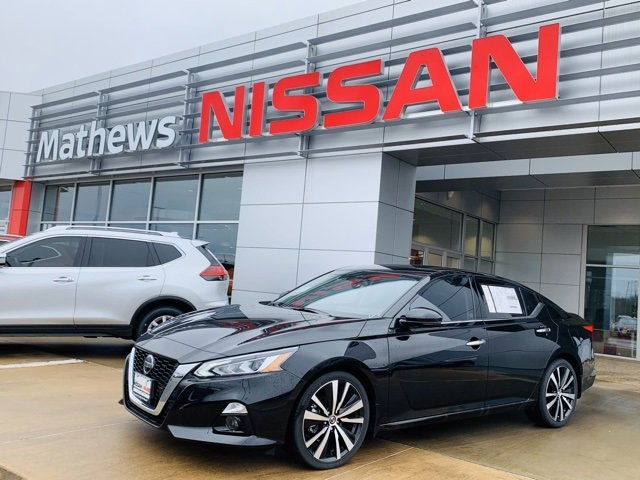 New 2019 Nissan Altima in Paris, TX
