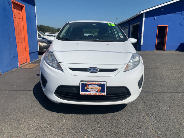 Used 2013 Ford Fiesta 5dr HB SE