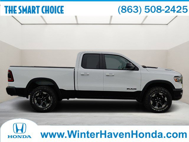 Used 2019 Ram 1500 in Winter Haven, FL