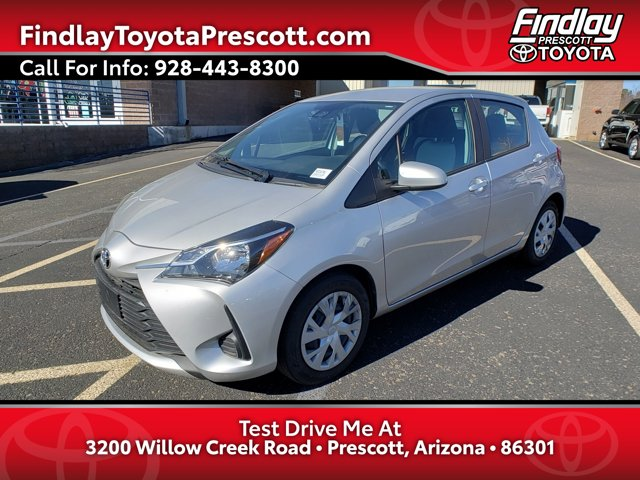 2018 Toyota Yaris L 5-Door L Auto Regular Unleaded I-4 1.5 L/91 [16]