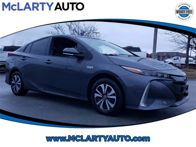 Used 2017 Toyota Prius Prime in North Little Rock, AR