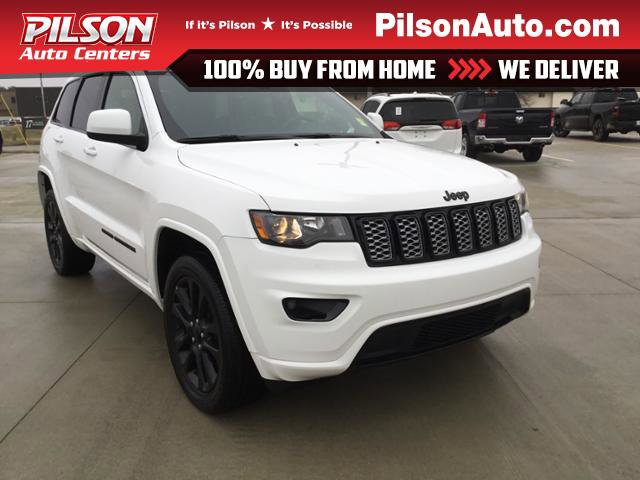 Used 2018 Jeep Grand Cherokee in Mattoon, IL