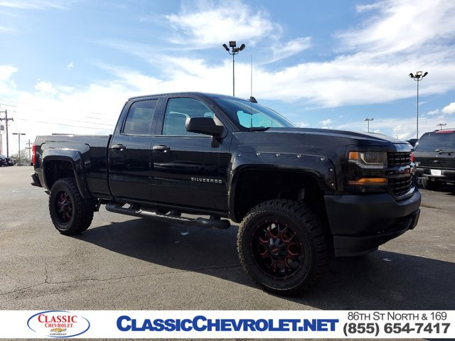 Used 2016 Chevrolet Silverado 1500 in Owasso, OK